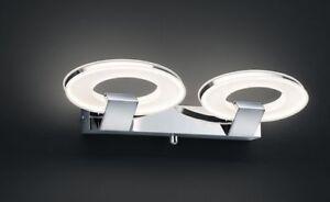 Brilliant Halogen Wandlampe 100W Amrum Design Lampe Leuchte G90270//13 Neu