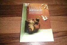 CHARLES BUKOWSKI -- HORSEMEAT (Pferdefleisch) // Bildband in 1. Auflage v. 1990