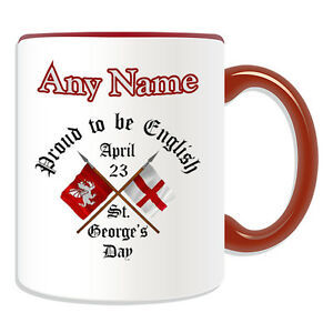 I May Live In Wales Tea Cup ENGLAND RUGBY Gift Coffee Mug Kazmugz Exclusive