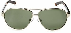 e4eda1068a NWT TIMBERLAND Sunglasses TB 9500 10R Polarized Silver   Green 60 mm ...