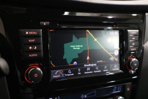 Nissan Qashqai 1,5 dCi 115 N-Connecta billede 8