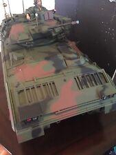 21st century toys 1/6 Scale M1 Bradley Light Tank .