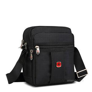 swiss gear men women waterproof message bags handbag travel bag shoulder bag ebay On travel gear for women