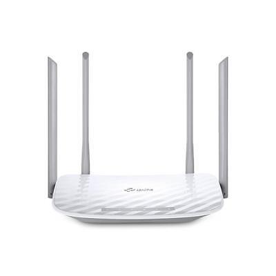 TP-Link Archer C50 V3.0 AC1200-Dualband-WLAN-Router mit 4 Antennen 2,4 GHz 5 GHz
