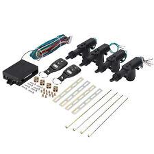 Door Lock Actuator Car Door Remote Kit Car Central Lock Universal Keyless Auto
