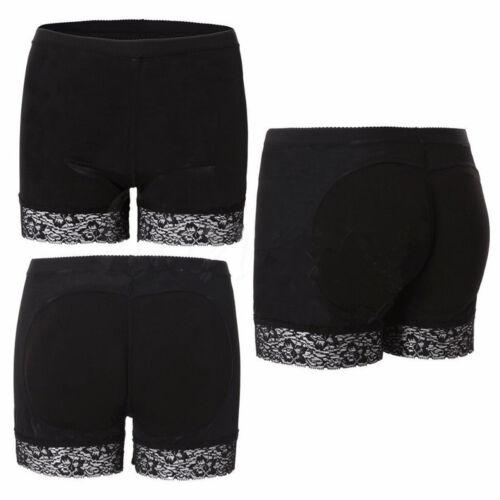 Women Padded Panty Butt Lift Underwear Hip Up Shorts Colombianas Levanta Cola US