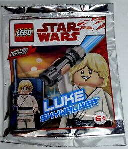 Lego Limited Edition ORIGINAL LEGO STAR WARS Mini Set Foil Pack LEGO Polybag
