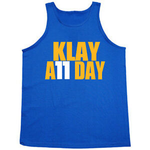 huge discount 6ab91 bd83f Details about Klay Thompson Golden State Warriors