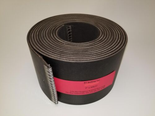 New Holland 650 Round Baler Belts Complete Set 3 Ply Mini Roughtop w// MATO