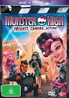 A Monster High - Frights, Cameraction! (DVD, 2014)