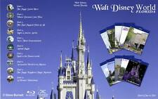 Walt Disney World Florida - Parts One to Ten Collection on Blu-Ray (NEW)