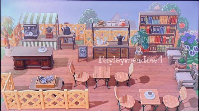 Animal Crossing **MY ORIGINAL DESIGN** Deluxe Outdoor ... on Animal Crossing Bedroom Ideas New Horizons  id=85985