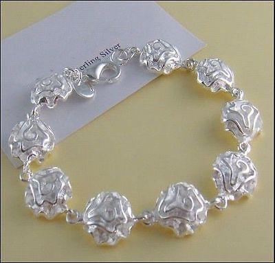Wholesale Fashion Silver Jewellery Solid925 Silver Bracelet Silver bangle +box