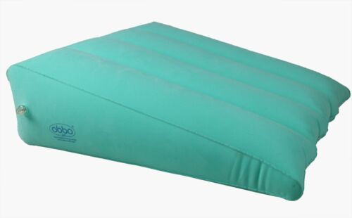 Neck /& Back Inflatable Portable Bed Wedge Pillow for Acid Reflux,GERD Heartburn