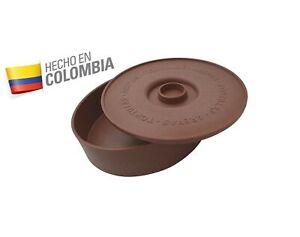Tortilla Warmer Food Warm Microwave Safe Terracota 8.5 Inch Plastic Round NEW