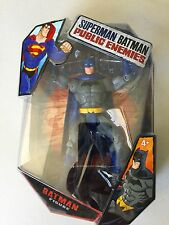DC Batman/Superman Public Enemies BATMAN Figure Blue & Grey Variant DCU Classics