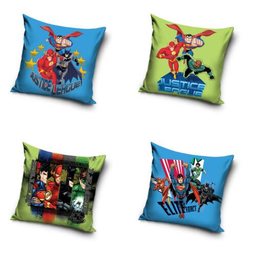 Justice League Gerechtigkeitsliga Kissenbezug Kissenhülle Pillowcase 40 x 40 cm