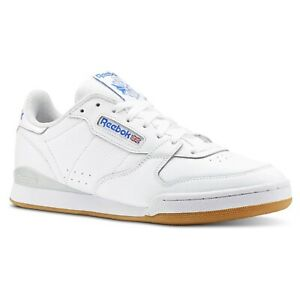 REEBOK-CLASSICS-PHASE-1-GUM-WHITE-TRAINERS-NEW-SNEAKERS-SHOES-RETRO-80S-90S-RARE