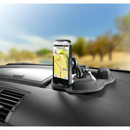 /& Handyhalterungen Saugnapfhalter Universal-Saugfußbasis für Navi