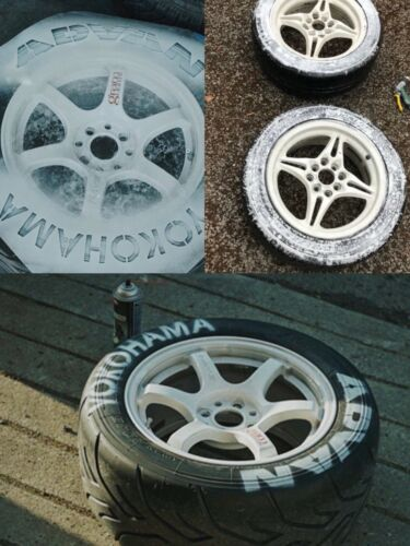 for Civic EF EG EK Kanjo Honda JDM Tire Stencil Federal
