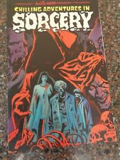 Archie Horror Anthology Ser.: Chilling Adventures in Sorcery by Roberto Aguirre-Sacasa (2018, Trade Paperback)