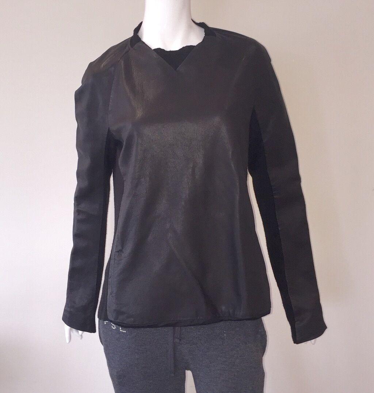 PRINGLE Of Scotland Designer Men Jumper  Leder/wool Größe 50 fantastic gift