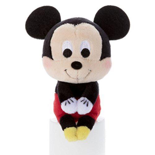 Disney Character Chokkori san Mickey Mouse Plush Doll 14 cm F//S w//Tracking# NEW