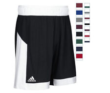 "adidas Men's Commander 15 Shooter Training Shorts Athletic 10"" Inseam No Pockets"