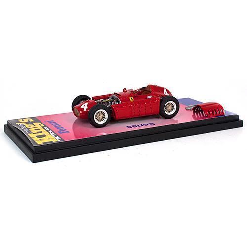 Kings Models 1 43 1955 Lancia Ferrari D50  4 Italian GP 2nd Test E Castellotti