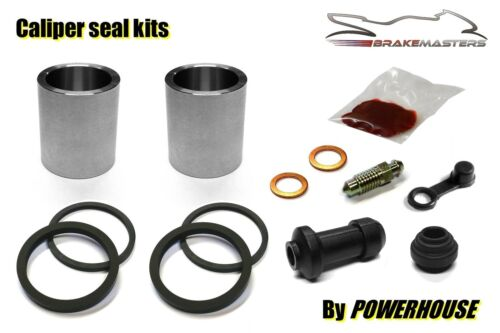 Kawasaki KX 250 L 01-02 front brake caliper piston /& seal repair kit 2001 2002