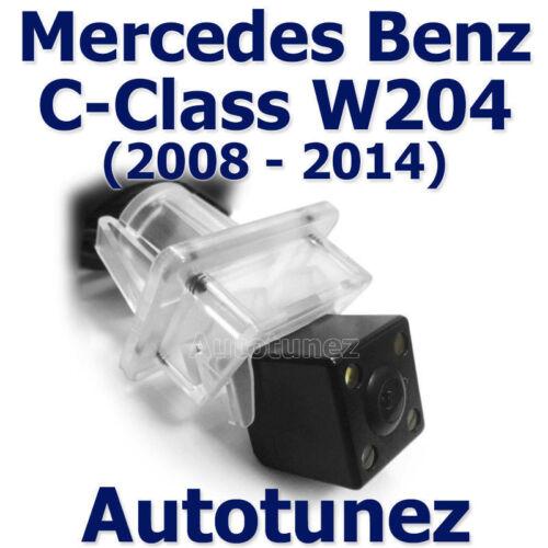 Coche cámara de marcha atrás trasero Parking Backup inversa Mercedes Benz-Clase W204 et C
