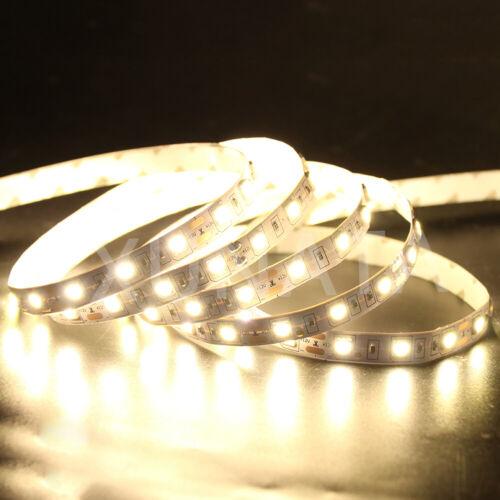 12V 5050 LED Stripe Licht Streifen Band Lichtband Lampe Küchen Unterbauleuchten