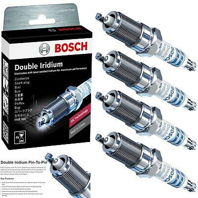4 pc Denso Iridium Power Spark Plugs for Ford Fiesta 1.6L L4 2011-2016 Tune tx