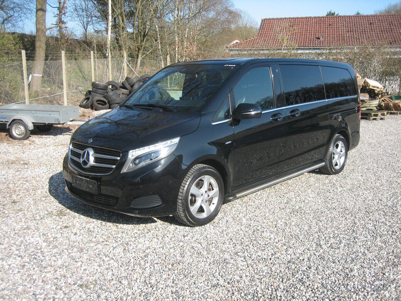 Mercedes V250 d 2,2 Avantgarde aut. lang - 580.000 kr.