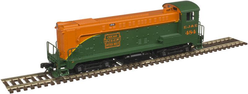 ATLAS Scala N Baldwin VO1000 DCC attrezzato Elgin Joliet & Orientaleej&e  481