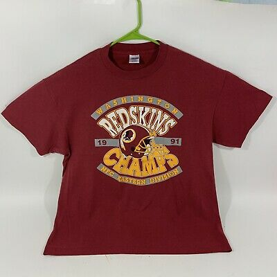 redskins division champ shirt