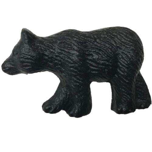 "Walking Bear 2.5/"" Iron Antique Reproduction Knob Handle-Cabinets Door DS-37"