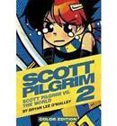 Scott Pilgrim Color Hardcover Volume 2 : Vs. the World by Nathan Fairbairn and Bryan Lee O'Malley (2012, Hardcover)
