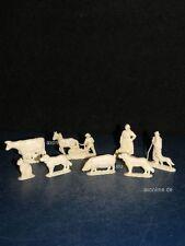 +#A016006_59 Goebel Archivmuster, Landleben alte Figuren aus der Nachkriegszeit