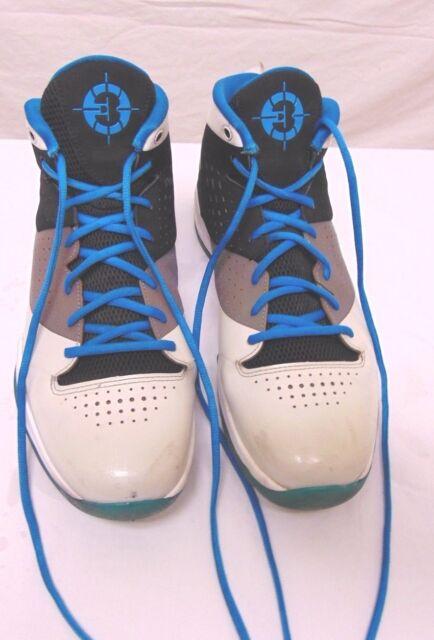 the latest 094e9 3e093 2011 Nike Air Jordan Fly Wade Dwayne Orion Blue White Men s Size 10.5 429486 -401