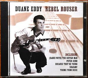 Rebel-Rouser-by-Duane-Eddy-Germany-Imp-Pegasus-2005-Peter-Gunn-MINT