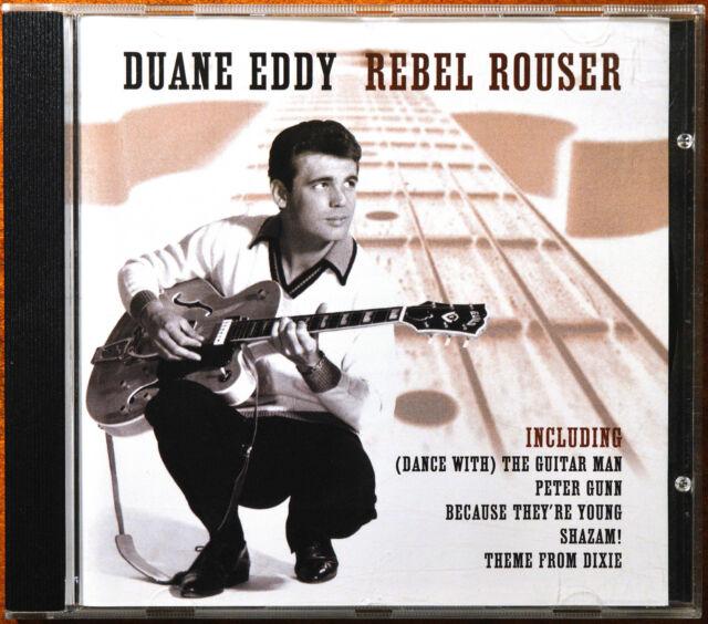 Rebel Rouser by Duane Eddy [Germany Imp. - Pegasus - 2005 - Peter Gunn] - MINT