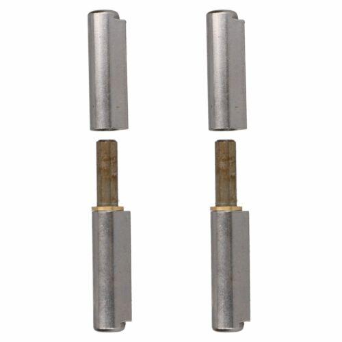 Heben Sie Bullet Scharnier Schweißnaht an der Messingbuchse 18x135mm türige 2PK