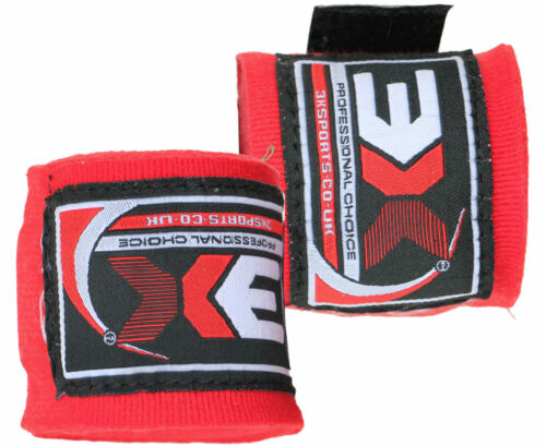 Power Weight Lifting Wrist Wraps Supports Gym Training Fist Cotton Straps 2.5m