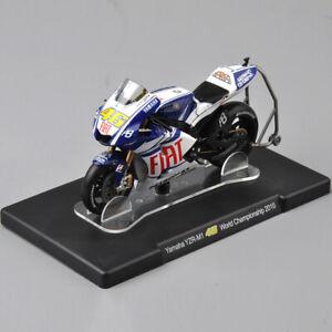 IXO-Altaya-1-18-YZR-M1-VALENTINO-ROSSI-World-Championship2010-Diecast-Motorbike