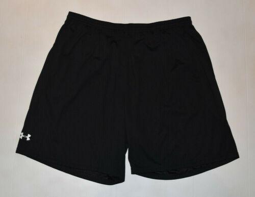 Under Armour Men's Team Coaches Shorts Black 3XL P