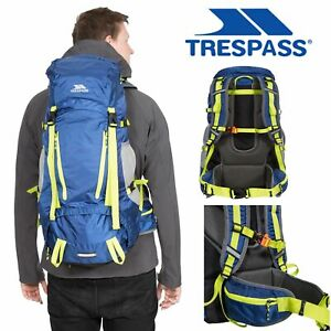 Trespass-Iggy-45-Litre-Rucksack-Walking-Hiking-Travel-Camping-Bag