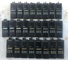 Lot Of 25 Motorola Mts 2000 Flashport Radios Police Surplus Radios Mts2000
