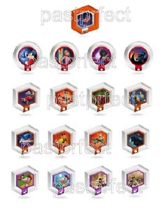DISNEY-INFINITY-SERIES-3-POWER-DISCS-50-OFF-3-or-More-Complete-a-Set-Free-Ship