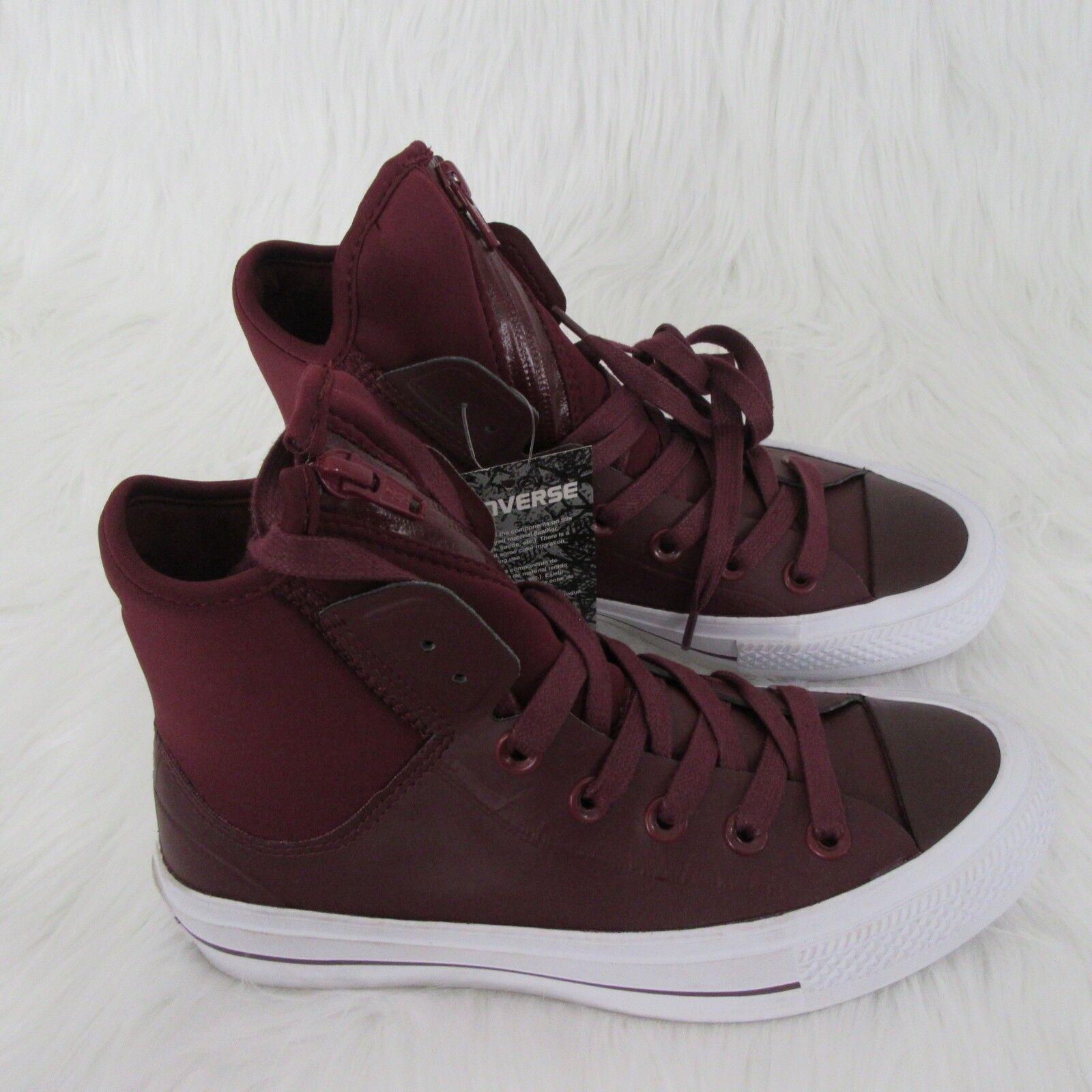 Converse Chuck Taylor All Star MA-1 SE Hi Casual 6 Shoe 153633C Maroon Size 6 Casual dd1f50
